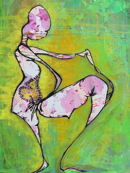 Unzip Me Art | Becka Watkins Art