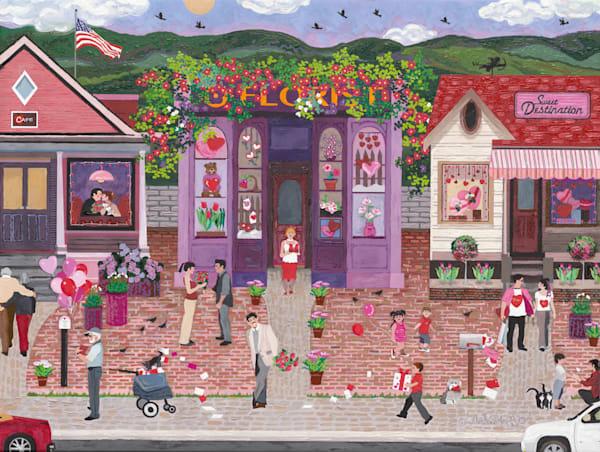 Be Mine Art   Julie Pace Hoff Gallery