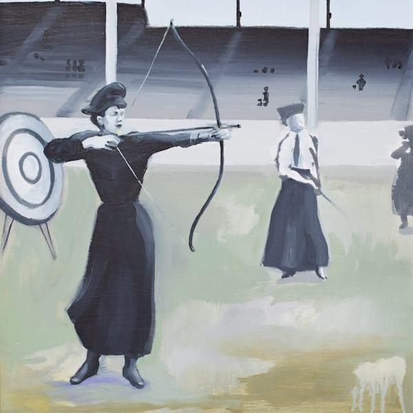 The Outside Goal Art | Trine Churchill