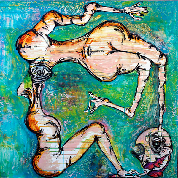 Modifications Art | Becka Watkins Art