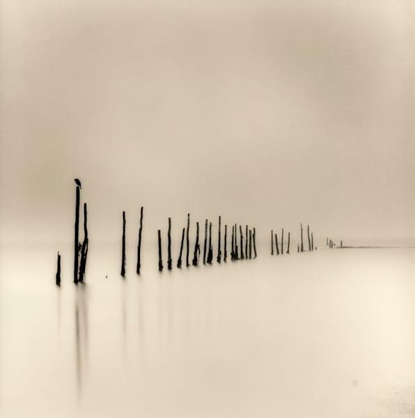 Fishing Weir   The Beginning Art | Full Fathom Five Gallery