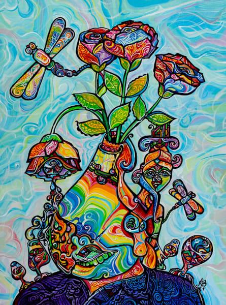 Maui Art Gallery Abstract Artwork