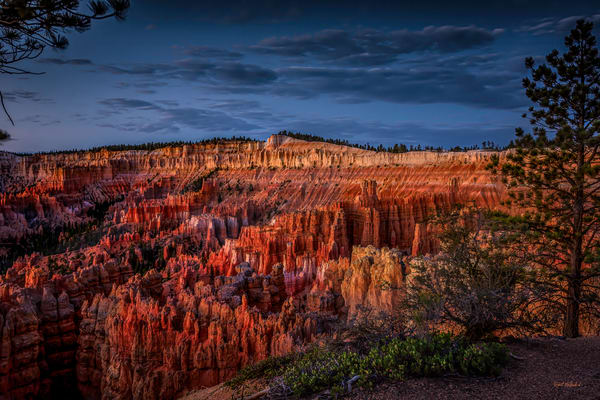 Morning Inspiration-Bryce Canyon National Park