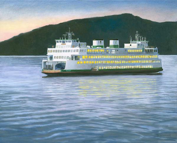 Barb Schwulst - Ferry