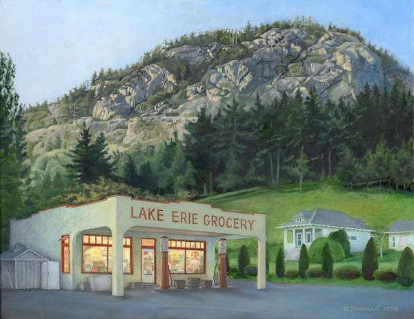 Barb Schwulst - Lake Erie Store