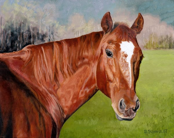 Barb Schwulst - That Chestnut Glow