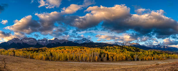 The Sneffels Range In The Fall Photography Art | Peter Batty Photography