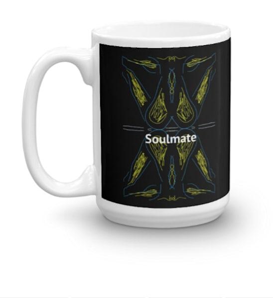 Soulmate Original Art Mug