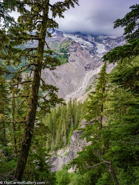 Glacier View Rainier Art | The Carmel Gallery