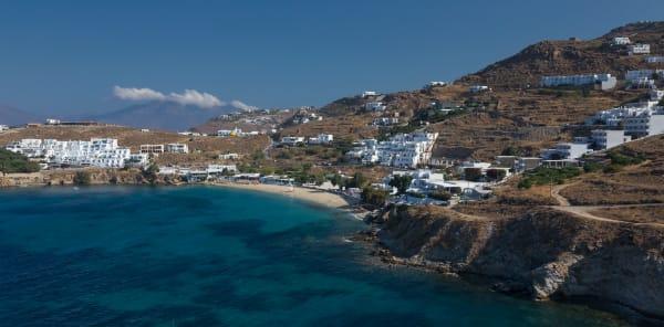 Mykonos Bay Photography Art | Leiken Photography