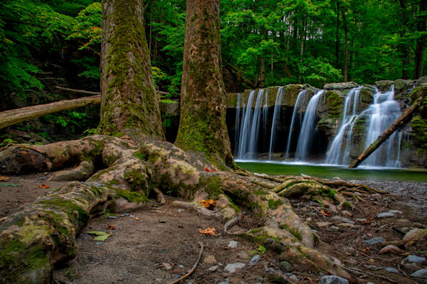 Great Gully waterfall photography prints