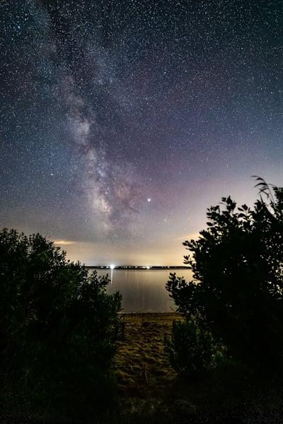 Brick Cove Milky Way
