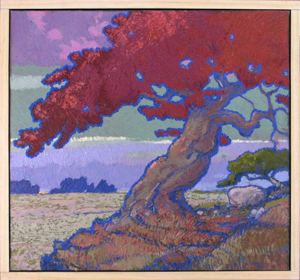 Lone Red Oak