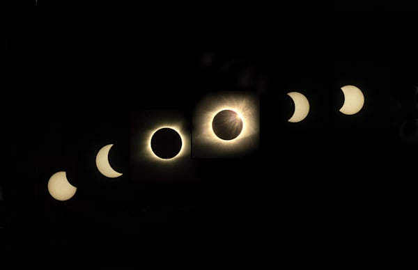 Total Solar Eclipse   Aug 21, 2017 Art | Drew Campbell Photography