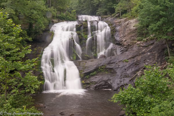 Bald Head Falls   Robbinsville, Nc Photography Art | Drew Campbell Photography