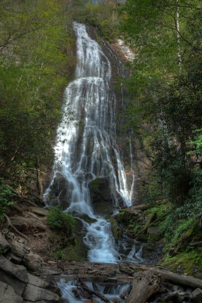 Mingo Falls   Cherokee, Nc Photography Art | Drew Campbell Photography