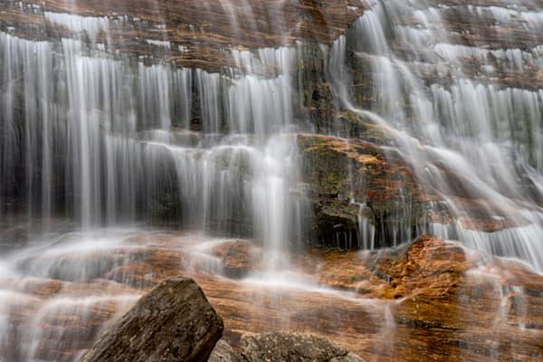 Lower Falls Graveyard Fields Photography Art | Drew Campbell Photography