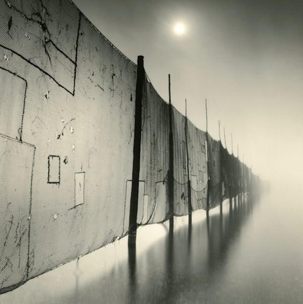 Fishing Weir Study Ix Art | Full Fathom Five Gallery