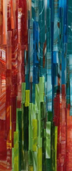 Spiritual Growth Left Art   Natalie Ventimiglia Studios