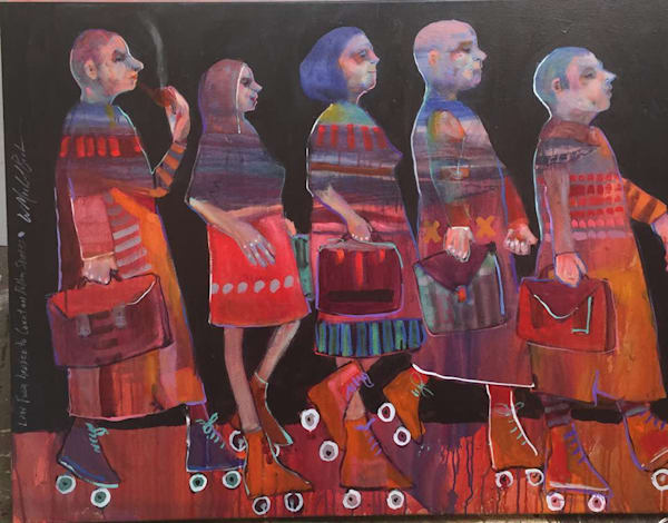 """""""Law Firm Goes To Court"""" Art 