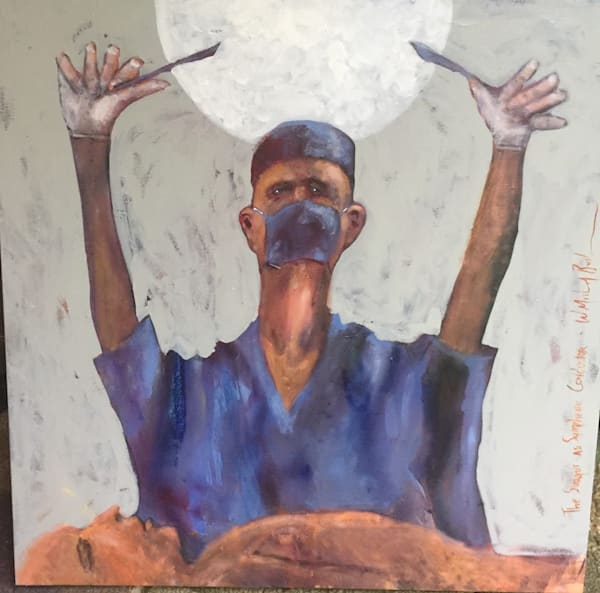 """Symphonic Surgeon"" Art | C.A.S.H. Art ""all things artistic"""