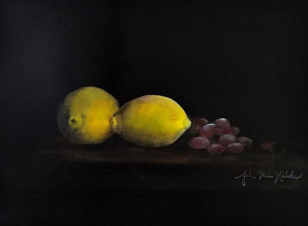 Rembrandt's Grapes