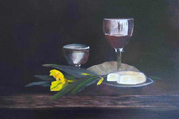 A Fine Glass of Wine