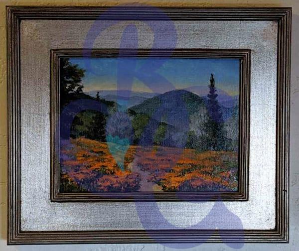 Mountain Poppies by Vicki Pedersen