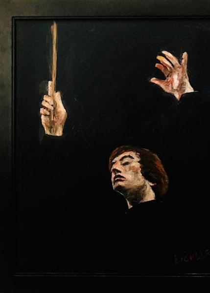 """Maestro""  Priscilla Eichler, Artist Art   C.A.S.H. Art ""all things artistic"""