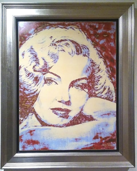 """Marilyn"" Art 