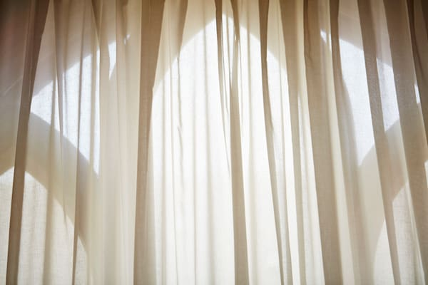 Ivory Curtains Art | karlherber