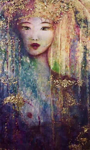 Queen Of Heaven (Sold) Art | Sacred Star Arts
