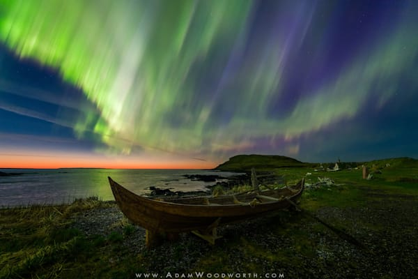 Viking Lights-Newfoundland