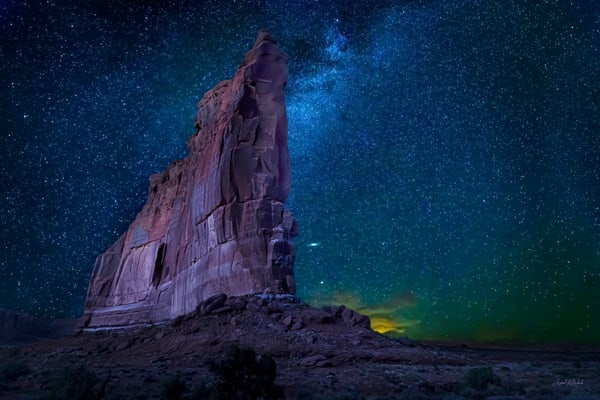 Tower of Babel-Arches National Park