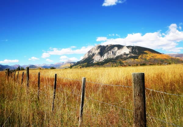Autumn Afternoon   Crested Butte, Colorado. Photography Art | Kristofer Reynolds Photography
