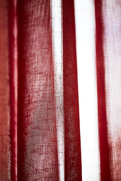 Red Curtains Art | karlherber