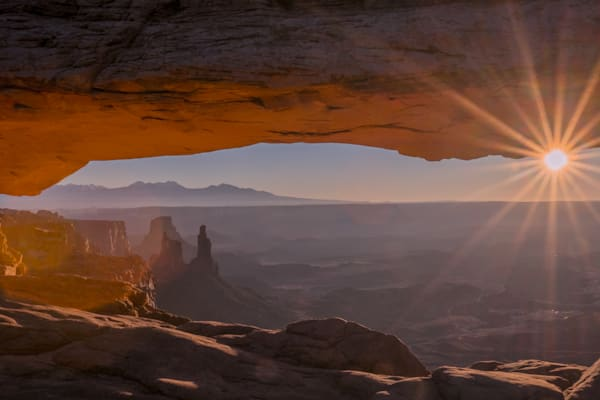 Sunrise In Canyonlands National Park Art | Drew Campbell Photography