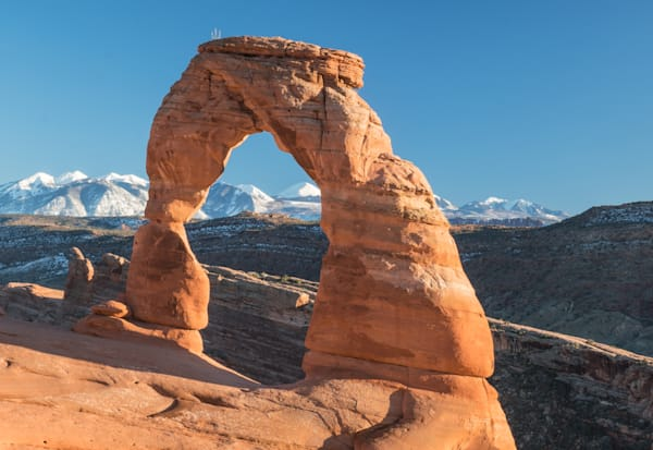 Delicate Arch   Arches National Park Art | Drew Campbell Photography