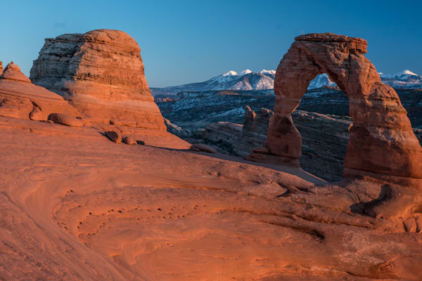 Delicate Arch 2 In Arches National Park Art | Drew Campbell Photography