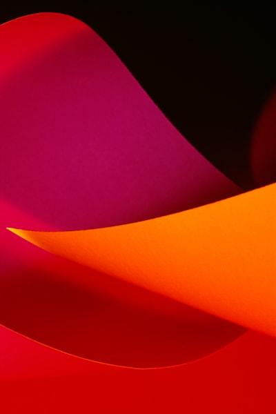 Paper Construction #2 Photography Art | Burton Pritzker Photography