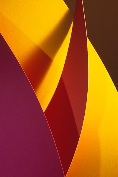 Paper Construction #8 Photography Art | Burton Pritzker Photography