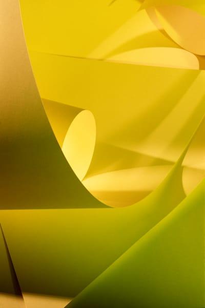 Paper Construction #16 Photography Art | Burton Pritzker Photography
