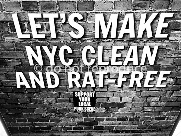 Clean Punk Scene