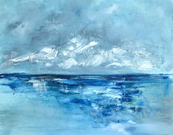 Maui Art Gallery featuring Local Artist Dina Cline