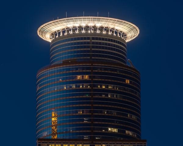 Capella Tower Halo - Minneapolis Photos | William Drew Photography