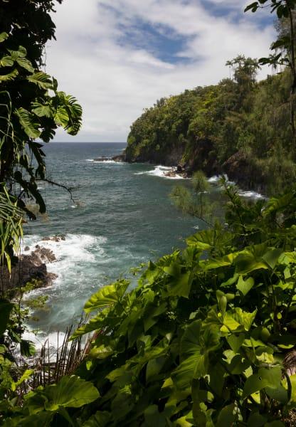 Hawaiian Cliffs Photography Art | Leiken Photography