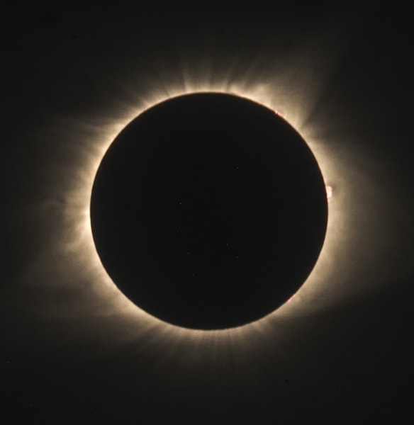 Eclipse Aug 21, 2017, Totality Art | Drew Campbell Photography