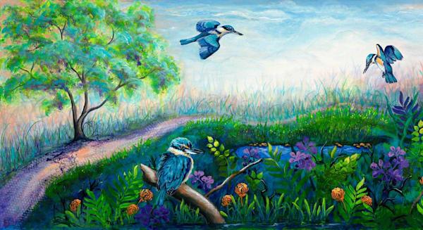 Kingfisher Habitat D