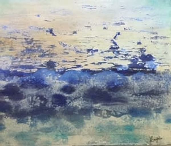 Low Tide by Joanne Coughlin | SavvyArt Consulting