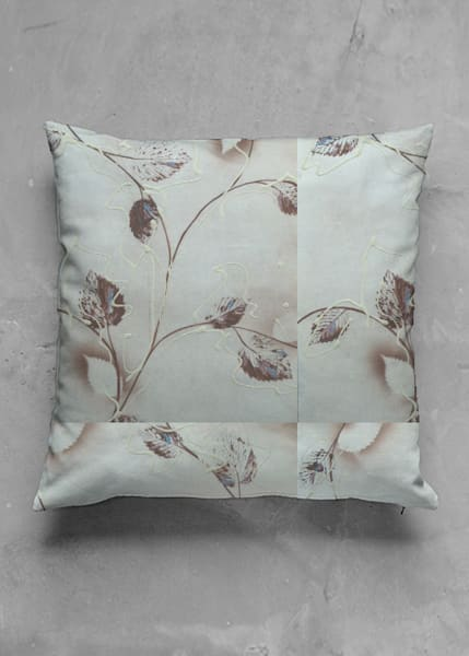 Leaf Pillow | Laurie Fields Studio